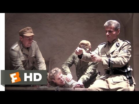 The English Patient 49 Movie   The Major Who Takes Thumbs 1996 HD