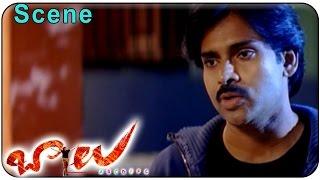 Balu Movie ||  Pawan kalyan Heart Touching Scene || Pawan kalyan,Shriya,Neha Oberoi