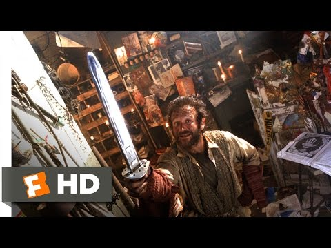 The Fisher King (1/8) Movie CLIP - The Janitor Of God (1991) HD
