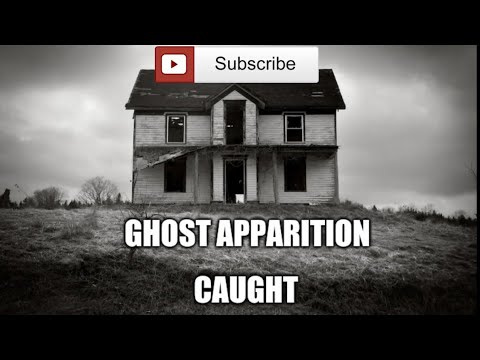 ghost apparition caught on camera inside of haunted shed - ghost caught on camera