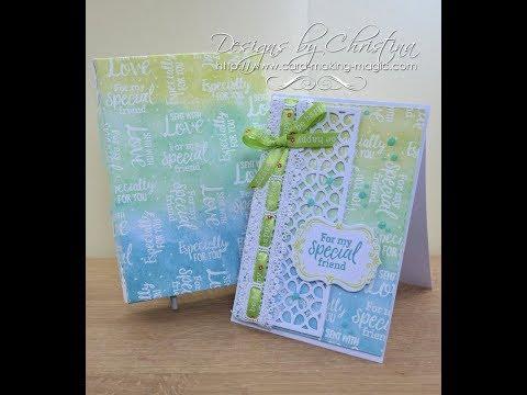 Inked Card & Box - Complete Card & Box Set