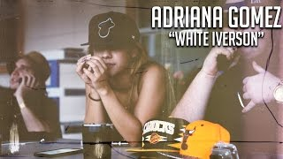 White Iverson - Post Malone (RNB cover by Adriana Gomez)