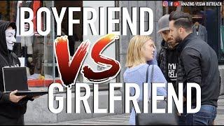 BF vs GF - Will they break up over veganism?