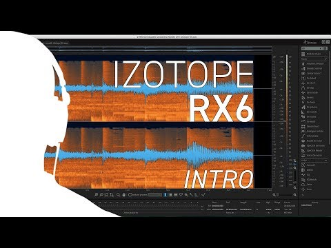 What is iZotope RX6? Hands-on Review