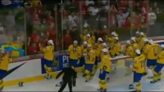 Sverige vinner JVM-Guld 2012!   Avgörande målet + ALLT firande