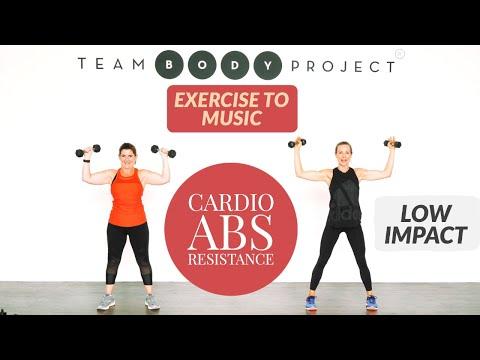 Strength Cardio Combo Workout