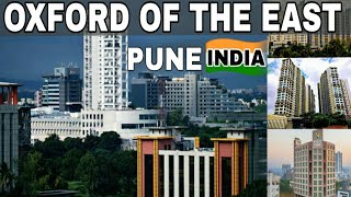 PUNE : Oxford Of The East |Plenty Facts |Pune - Queen Of Deccan|Pune City - Maharashtra (INDIA)