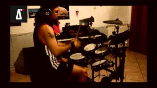 Transatlantic - Trailer Overture (Whirlwind) | DrumCam