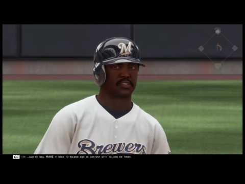 Milwaukee Brewers franchise gameplay