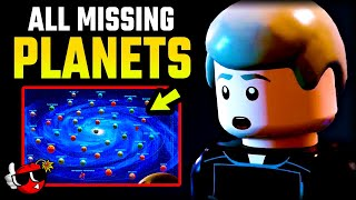 New Lego Star Wars is MISSING some important PLANETS