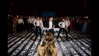 Wedding: Surprise Groomsmen Dance