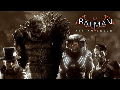 Batman: Arkham Knight - Season Of Infamy: Most Wanted Expansion Trailer