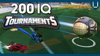 Grand Champ 200 IQ 1v1 Tournament (Disable Goal Reset Mode)