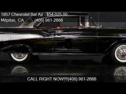 1957 Chevrolet Bel Air  for sale in Milpitas, CA 95035 at NB