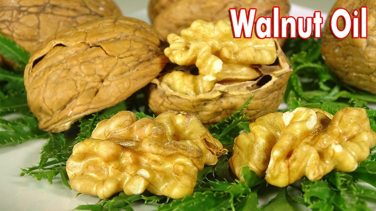 TOP 10 Amazing Benefits Of Walnut Oil For Skin, Hair And Health