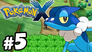 Pokémon X & Y - Part 5 | Let's Bond Together in the Darkness