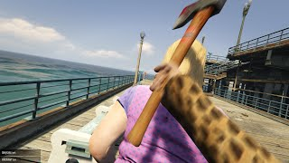GTA 5 PC - Native Trainer | Simple Native Trainer | Single Player | 1080P 60FPS