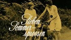 Sieben Sommersprossen - DEFA-Trailer