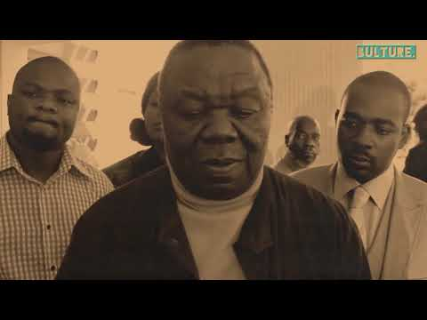 When Morgan Tsvangirai spoke about his death