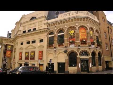 Lyceum Theatre Floor Plan London