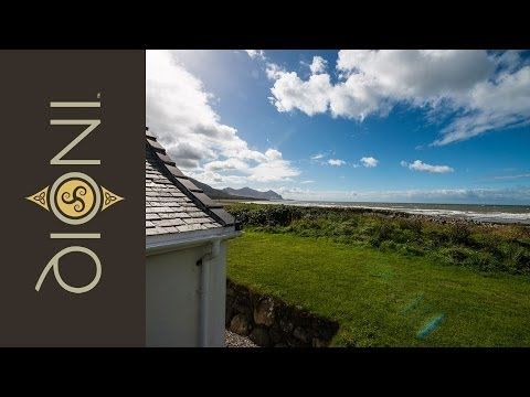 Seafront Holiday Cottage North Wales | Odyn