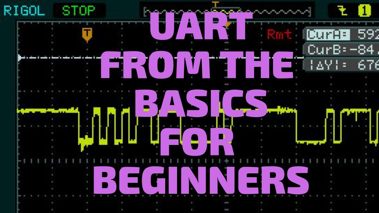 UART protocol from the basics | Serial communication | UART tutorial