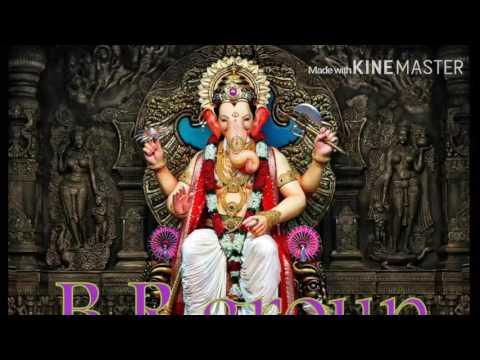 Ganpati bappa  dj songs 2016