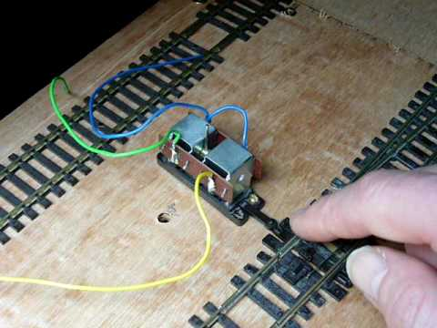 hqdefault point motor ( part one ) youtube wiring diagram for peco point motors at fashall.co