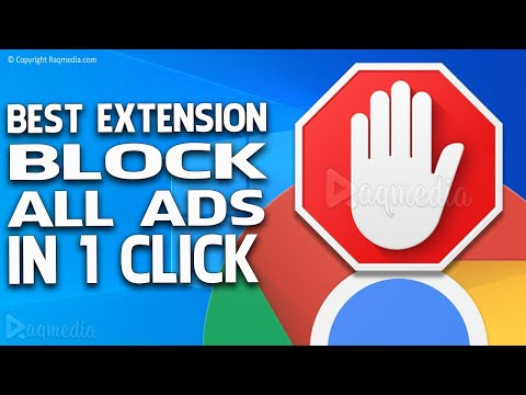How To Install AdBlock In Google Chrome ✔️ Best Chrome Extension