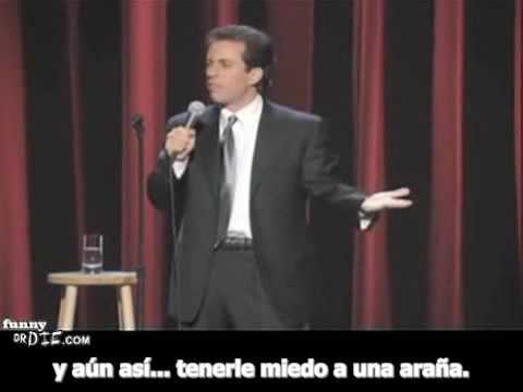 Jerry Seinfeld - On men and women