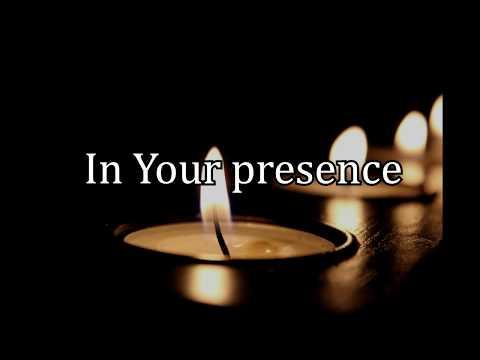 In Your Presence - Paul Wilbur (Lyrics)