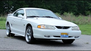 """SN95 Mustang GT Review!- The """"On the Fence"""" Pony"""