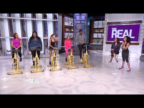 Soul Cycling With Tyler Perry