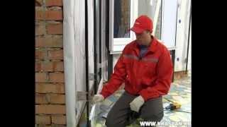 Монтаж вентилируемых фасадов Краспан часть 4 (Металлический сайдинг)(, 2013-09-18T07:31:28.000Z)