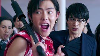高層ビルの展望室に現れた伏見廉也(吉村界人)は、突然ショットガンを...