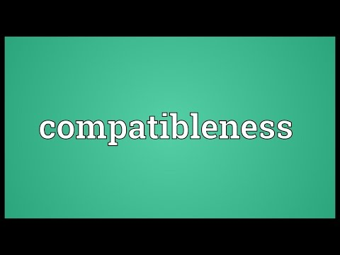 Header of compatibleness