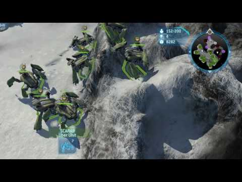 Halo Wars Definitive Mods Edition
