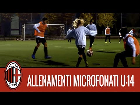 Milan Next: the training of the boys of the Under 14 rossonera (Episode 3/3)