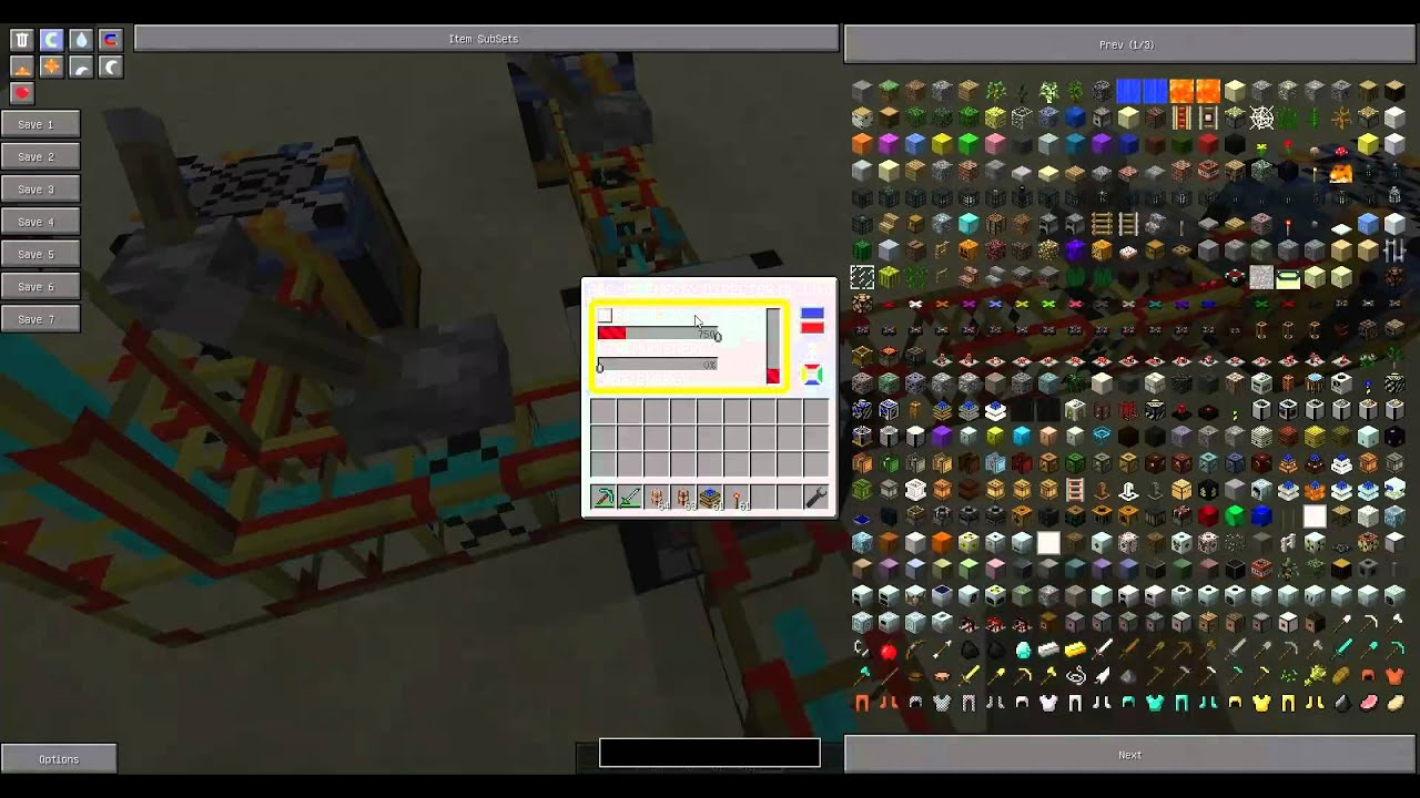 Minecraft Видеообзор мода Advanced Power Systems 0 2 0a b RUS