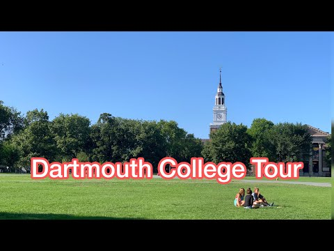 dartmouth-college-tour-by-driving-around-the-campus-and-hanover,-new-hampshire-(cc)-达特茅斯校园游