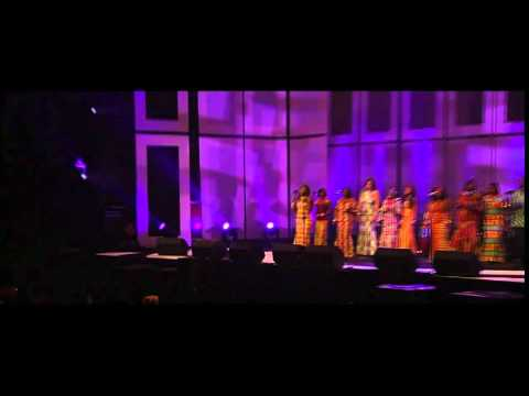 Hallelujah Nyame - Ghana Community Choir, Holland