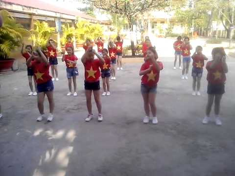 Dân vũ - Múa gối