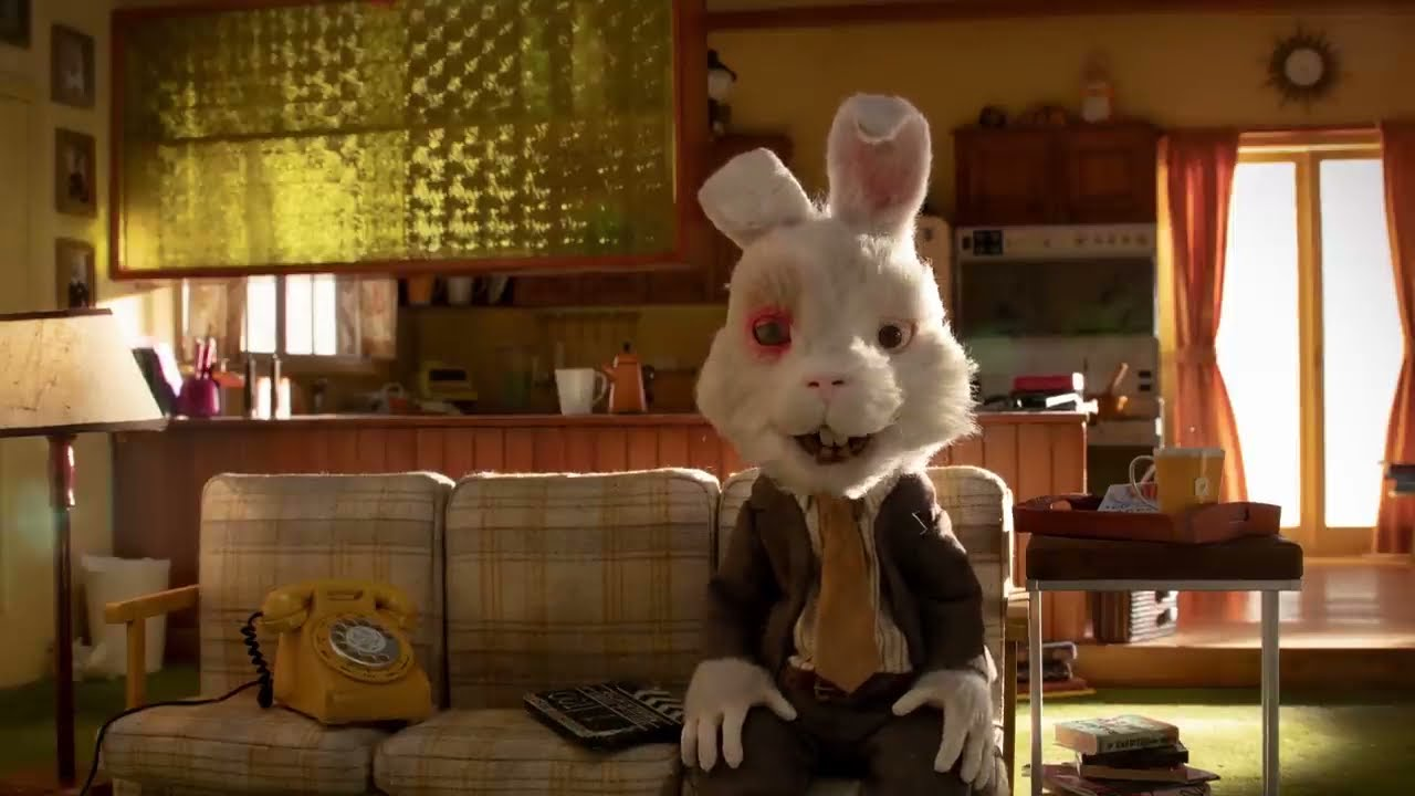 Save Ralph - (Test Rabbit)