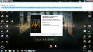 HOW TO Install DOOM 3 BFG EDITION-SKIDROW