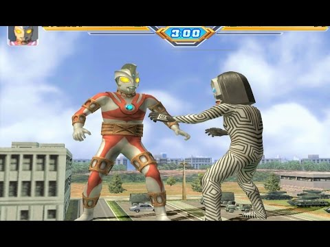 Sieu Nhan Game Play   trận đấu ultraman theo yêu cầu 20-12 #3   Game Ultraman Figting eluvation 3