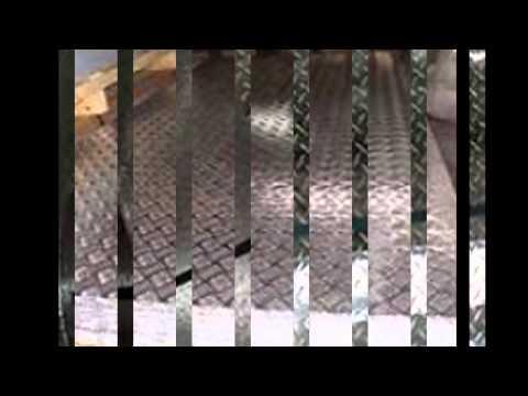 Алюминиевый рифленый лист купить в Ростове на Дону оптимальная цена