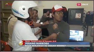 Download Video Bikin Resah Warga, Polisi Gerebek Pengguna Narkoba Asyik Pesta Sabu di Medan - BIP 21/11 MP3 3GP MP4