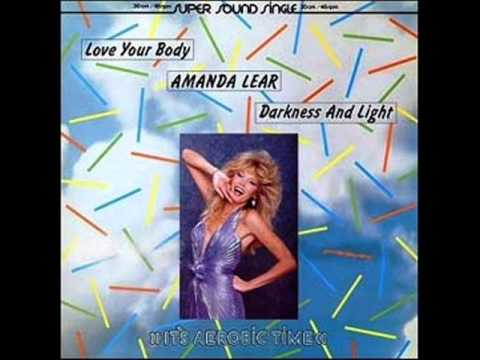 Amanda Lear   Love Your Body  Rare Extended Mix