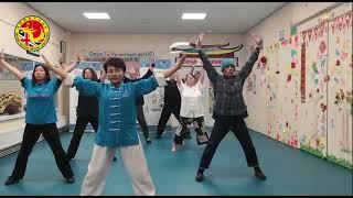 Health Qigong - Ba Duan Jin By Master Faye & BHQA Instructors