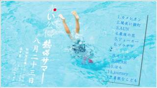 赤い公園アルバム「熱唱サマー」全曲試聴映像